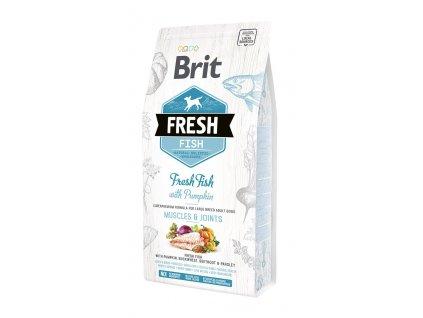 Brit Fresh Fish & Pumpkin Adult Large 2,5 kg