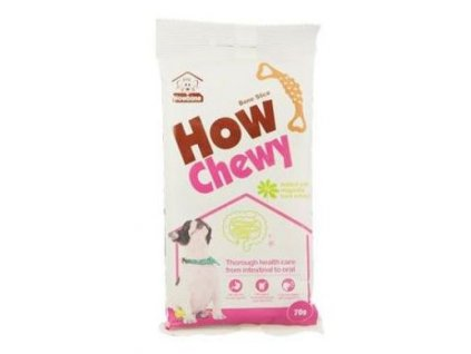 Denta-Pure How Chewy bone slice 70 g