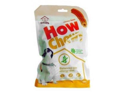 Denta-Pure How Chewy flower bone 180 g
