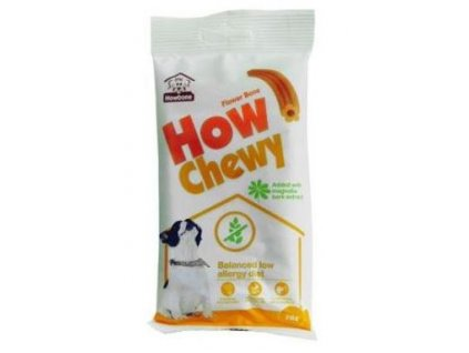 Denta-Pure How Chewy flower bone 70 g