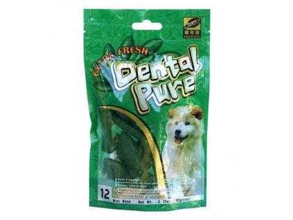 Denta-Pure lísteček 6,5 cm 12 ks