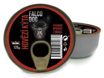 FALCO DOG hovězí kýta 120 g