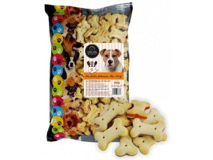 FINE DOG Bakery kostičky MIX Snack 500 g
