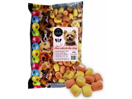 FINE DOG Bakery váleček snack MINI 500 g