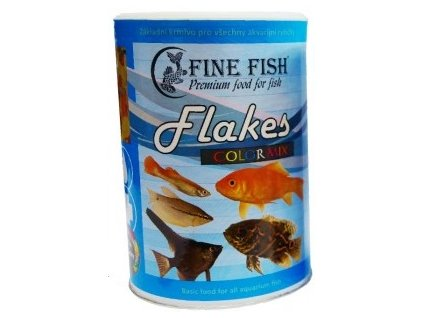 81 fine fish flakes 1000ml 180g