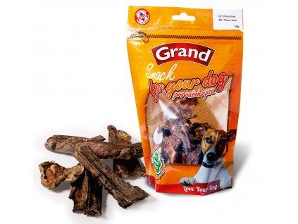 Grand plíce sušené hovězí 100 g