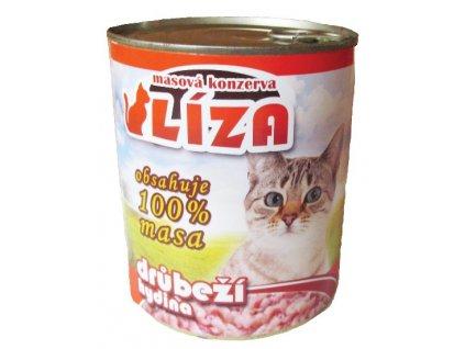 LÍZA cat drůbeží 800 g