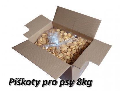 MINI piškoty pro psy 8 kg