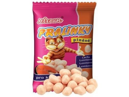 1287 ml mlsoun cat pralinky lososove 40g
