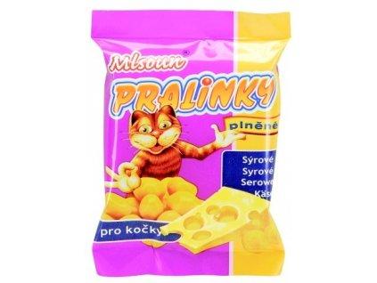 ML Cat pralinky sýrové 40 g
