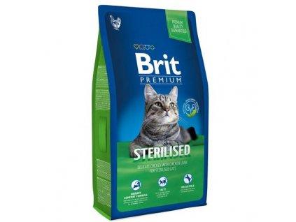 Brit Premium Cat Adult Sterilised 1,5 kg
