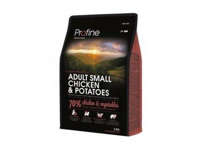 NEW Profine Adult Small Chicken & Potatoes 2kg | Tenesco.cz