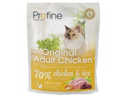 4374 new profine cat original adult chicken 300g