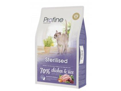 Profine Cat Sterilised 10 kg
