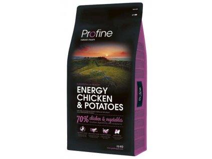 Profine Energy Chicken & Potatoes 15 kg