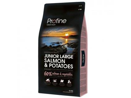 NEW Profine Junior Large Breed Salmon & Potatoes 15kg   Tenesco.cz