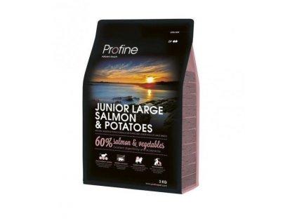 Profine Junior Large Salmon & Potatoes 3 kg
