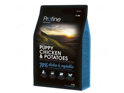 Profine Puppy Chicken & Potatoes 3 kg