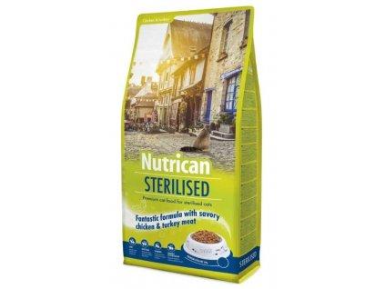 NutriCan Cat Sterilised 10 kg
