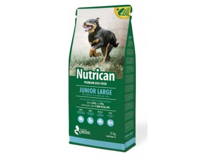 NutriCan Junior large 15 kg