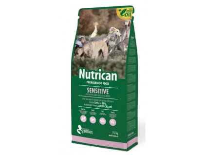 NutriCan Sensitive 15 kg