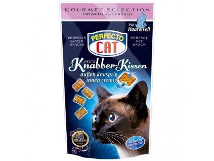 Perfecto Cat Plněné polštářky na srst 50 g