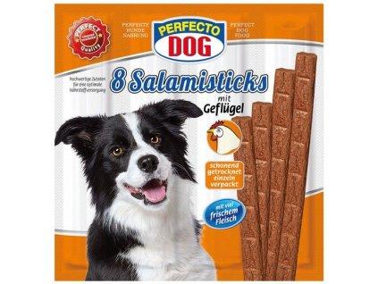 Perfecto Dog masové tyčky drůbeží 8 ks 88 g