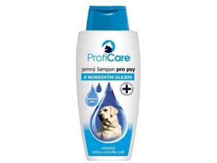 Proficare šampon pro psy s norkovým olejem 300 ml