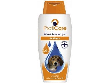 Proficare šampon pro štěňata s norkovým olejem 300 ml