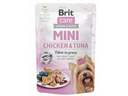 BC MINI kapsicka chicken tuna