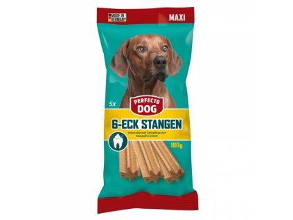 Perfecto Dog Dentální hvězda MAXI 5 ks 180 g