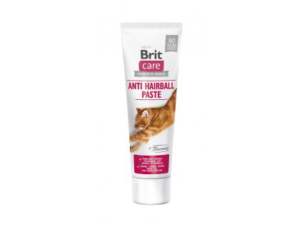 Brit Care Cat Paste Anti Hairball with Taurine 100 g