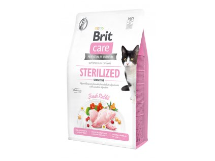 sterilised sensitive 2kg