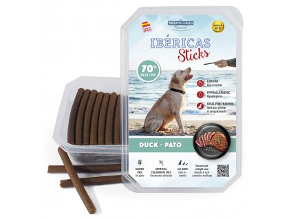 Ibericas Sticks pato 800 gr