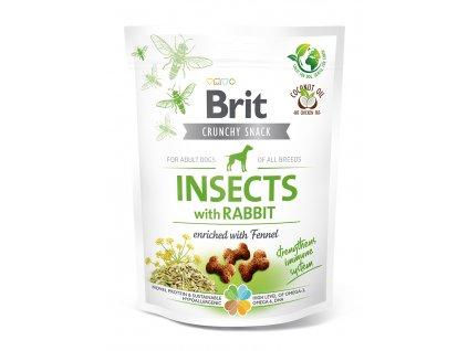 20324 BCD crunchy snacks INSECT RABBIT 200g K1 3D