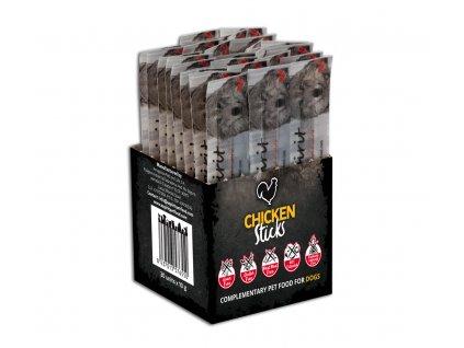 Alpha Spirit Dog Chicken Sticks