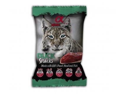 Alpha Spirit Cat Duck Snacks 50 g