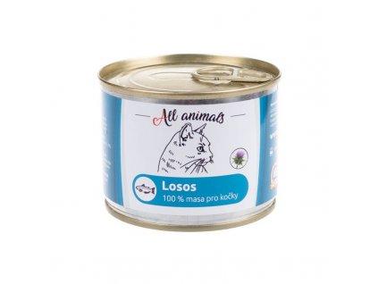 All Animals Cat losos mletý