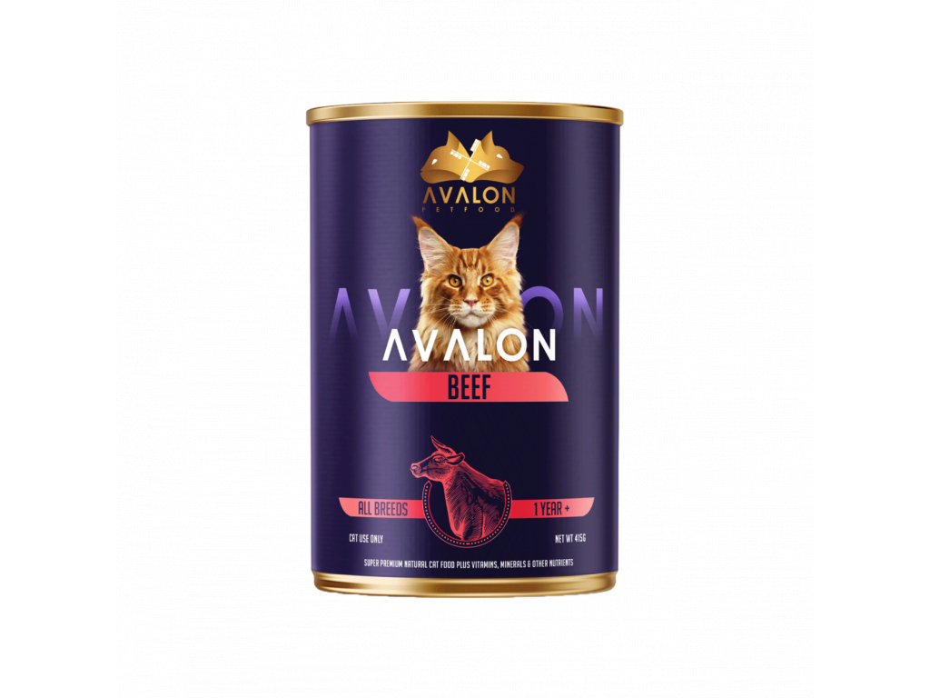 avalon beef cats