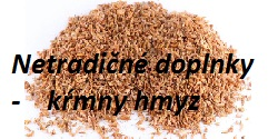 Netradičné doplnky vo výžive exotického vtáctva - kŕmny hmyz