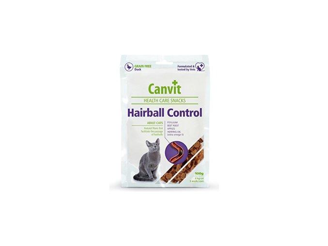 Canvit Snacks Cat Hairball Control