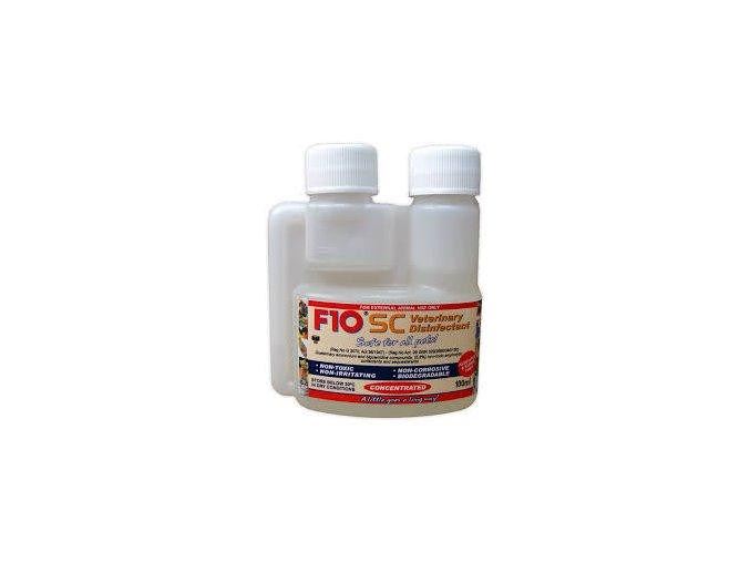 Veterinárna dezinfekcia F10SC