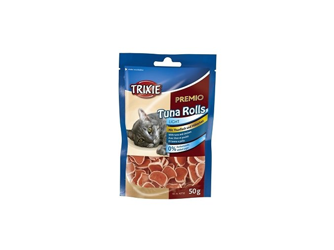 PREMIO Tuna Rolls 50g