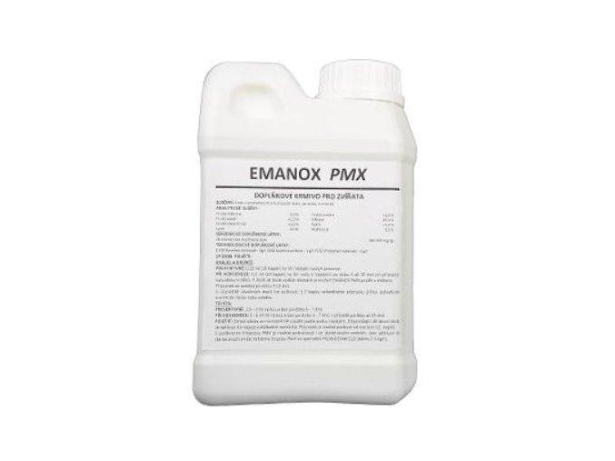 Emanox PMX prírodný 1000ml