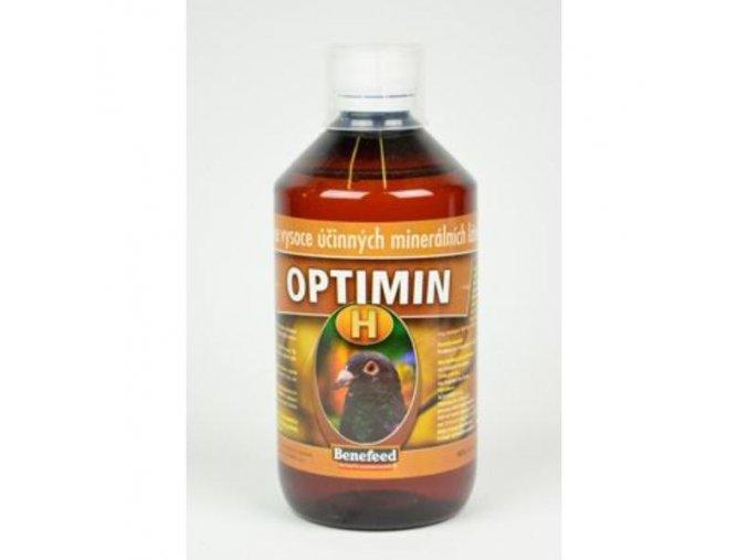 Optimin H holub