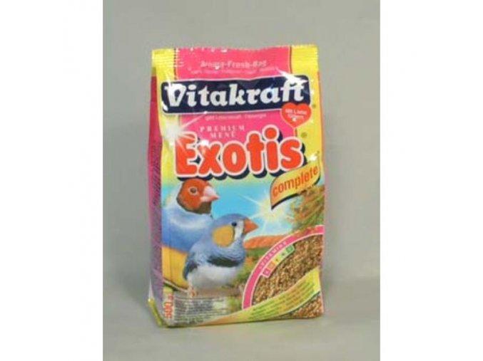 Vitakraft Bird Menu exotis complete premium