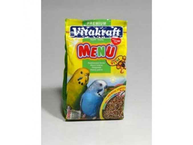 Vitakraft Bird Menu vital budgie