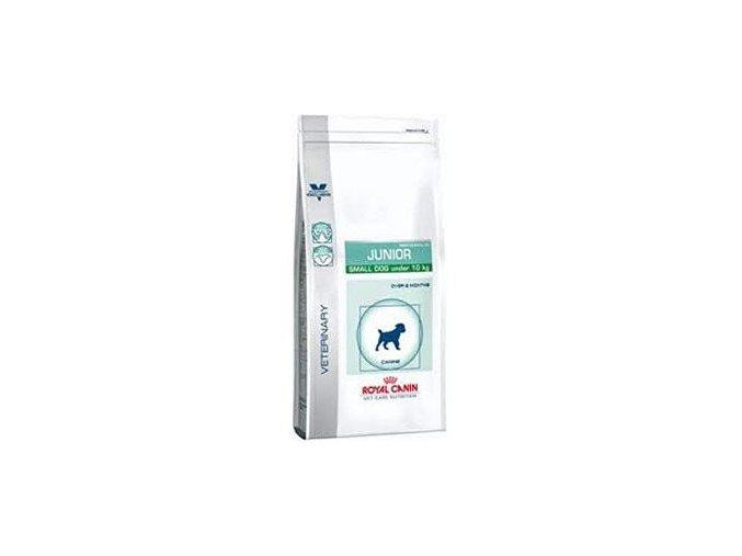 Royal Canin Vet. Junior Small Dog 2kg
