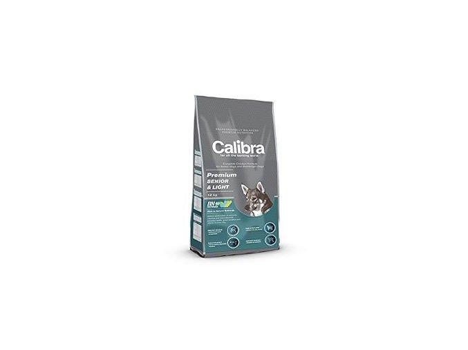Calibra Dog Premium Senior&Light 3 kg