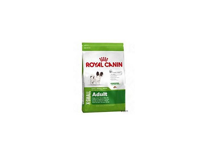 Royal canin Kom. X-Small Adult 1,5 kg